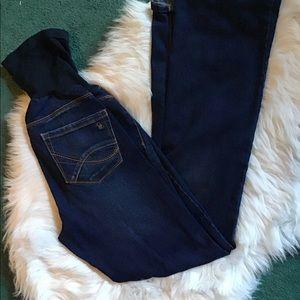 Jessica Simpson Maternity Jeans M